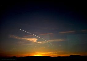 A Comet in the Sky? by Cloudwhisperer67