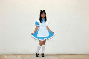 Alice is Asian don't you know by KawaiiKonPhotos