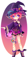 Witch Adopt :: CLOSED by Bounsweet