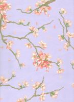 Cherry Blossom Pattern by Lunatiger