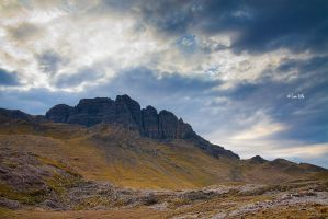 Old Men Of Storr by Lain-AwakeAtNight