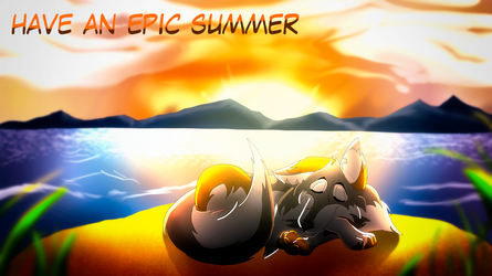Have an Epic Summer by EpicSaveRoom