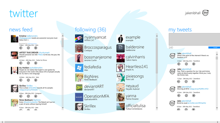 Twitter for Windows 8 Concept by jammz450-045