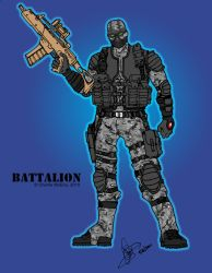 Battalion by cMack454