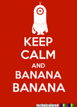 Keep Calm - Minion by jokerjester-campos