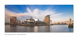 Salford Quay's by Caravela