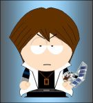 South Park Kaiba by grimmjack