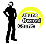 Jaune Owned Count by Simbiothero