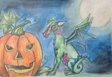 Ooo Jack O Lantern by Moonenchantress1