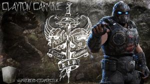 Clayton Carmine by Deaddoll666