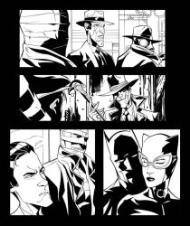 Streets Of Gotham 19 preview by dfridolfs