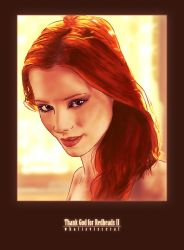 thank god for redheads 2 by visceralNL