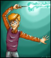 DH: Percy's Attack by gryffindor-girl