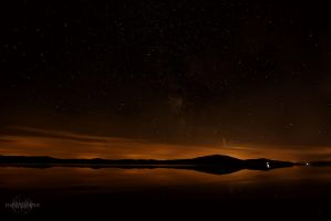 Lough Gille Starry Night by Creative--Dragon