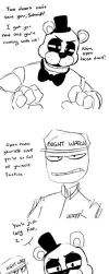 Fnaf Comic 7 by Mike-love-Smidcht