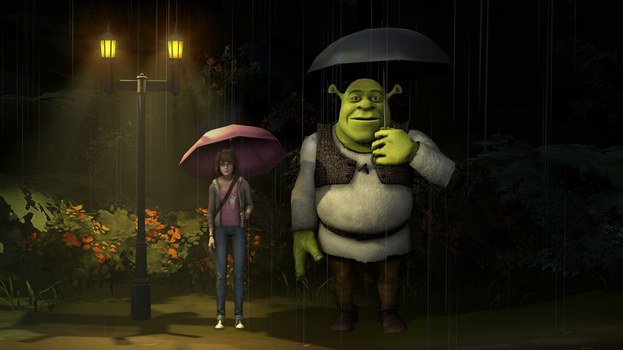 [Life is Strange] My Neighbor Shrek by BenGrunder