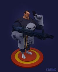 Punisher by VonToten