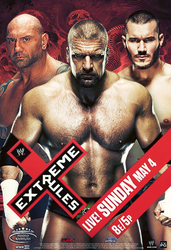 WWE Extreme Rules 2014 Poster 2 by MhMd-Batista