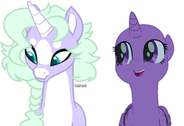 Collab with my bby by StarshipXD