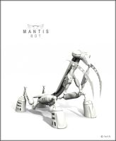 Mantis Bot by loth