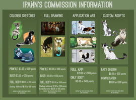 Commission Information Status| OPEN by ipann