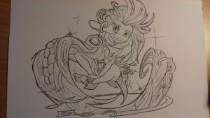Zoe - League of Legends by R1ckyFri3s