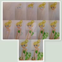 Tinkerbell WIP by Tanis711