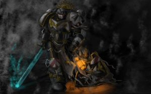 Black Templar by Shamblin85