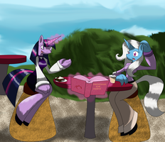 AT: Friendship 101 by M-A-C-D