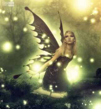 .: The Lost of Fairy :. by naedie