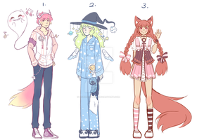 |Auction| Adopt Set - CLOSED by SpawnOfLazy
