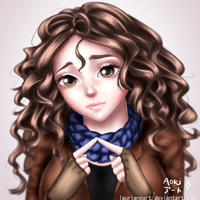 June Alves's Commission by LaurianeArt