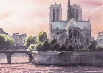 Notre Dame by micorl