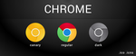 Google Chrome Icons by allannyholm