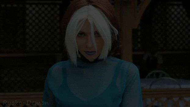 Rogue [gif] by Ryoko-demon