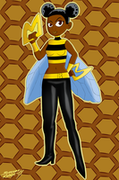 Sting Like a Bumblebee by Sylverstone14