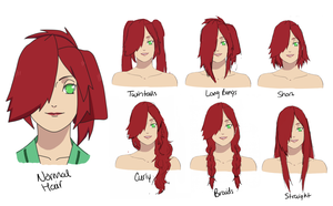 Hairstyle Meme Preview by anniberri