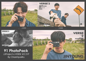 91 / JJProject x VERSE #2 PhotoPack by ChanHyukRu