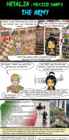 Hetalia mexican army mision by chaos-dark-lord