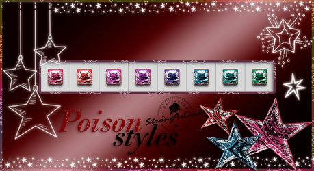 Poison (Styles) by StrongAsLion