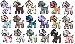 10 point adopts // 7/18 OPEN by mcnyasty