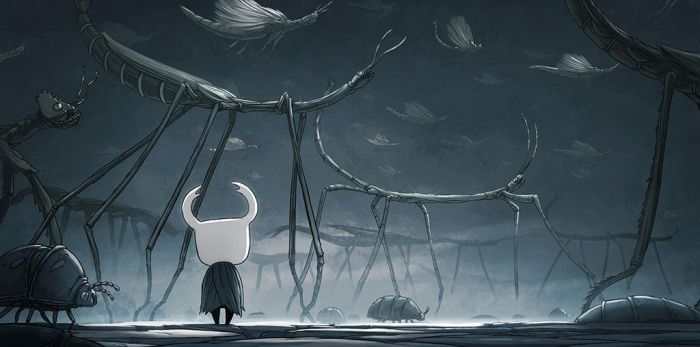 Hollow Knight: March of the Insects by teamcherry