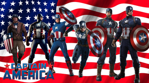 The First Avenger by The4thSnake
