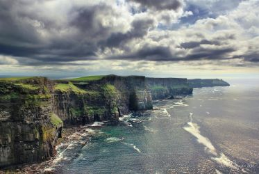 Moher by Pajunen