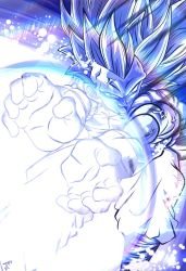 SUPER GOGETA 3: FULL-POWER KAMEHAMEHA by Jgomez0214