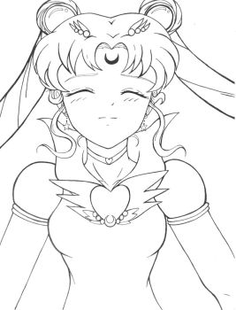 Sailor Moon by vampfate