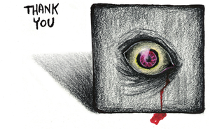 Thank You by JoeEyeMonster