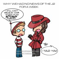 Where in the world...? by KamiDiox