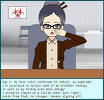 COMMISSION The AR Virus Incident Report Day 6 by thriller54321