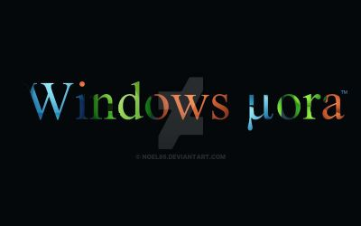Windows Muora by noel86